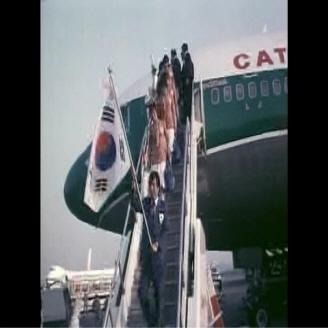 1979년 7월 20일 김진호 선수가 베를린에서 개최된 제30회 세계양궁선수권대회에서 60m 더블라운드 금메달을 획득하는 등 5관왕을 차지하며 세계 양궁을 제패했다. 원문이미지