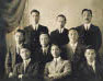 안창호와 클래어몬트 한인학생양성소 교사들