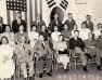 해외한족대회에 참가한 대표자와 하와이 부인구제회원
