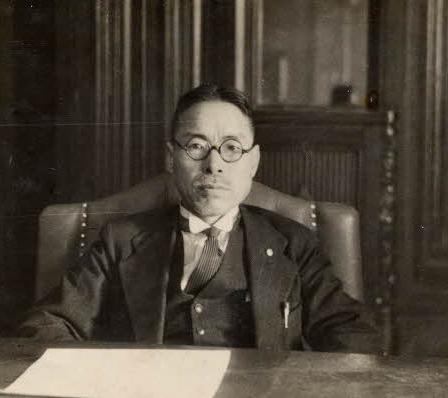 민정장관실에서 민세 안재홍