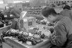 금성사 가전기기 생산공장