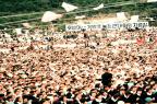 박정희대통령 남강다목적댐 준공식 참석