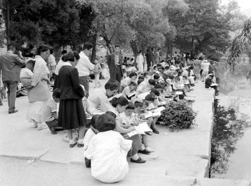 전국 국민학교 어린이 사생대회