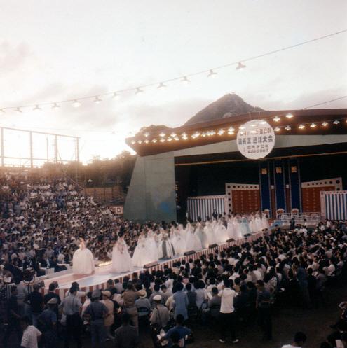 64년·65년 미스코리아 진선미 선발대회