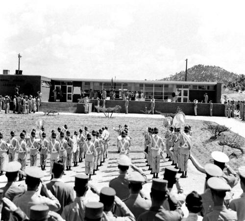 제5회 육군사관학교 졸업식