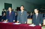 고건 국무총리 정부통신고속망 개통식 참석