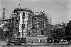 중앙우편국·한국은행 재건상황