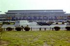 최규하대통령 김포국제공항 신청사 개관식 참석