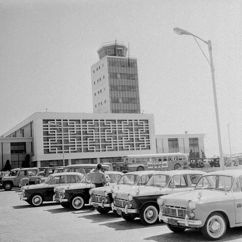 김포공항 건물